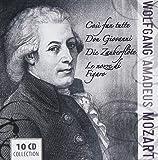 Cosi Fan Tutte / Die Hochzeit des Figaro / Don Giovanni / Die Zauberflöte