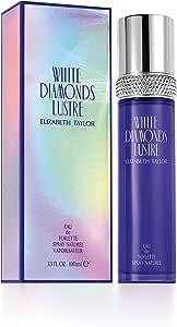Elizabeth Taylor White Diamonds Lustre  Eau De Toilette, 100 milliliters, Multi (10004561)