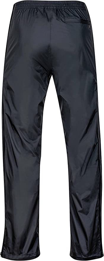 Transpirables Pantalones de Lluvia Prueba de Viento Marmot Wms PreCip Eco Pant Pantalones Impermeables Mujer