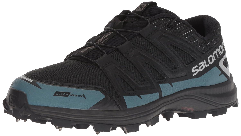 noir   R.argent 43.1 3 Salomon Speedspike CS - Chaussures Trail Homme