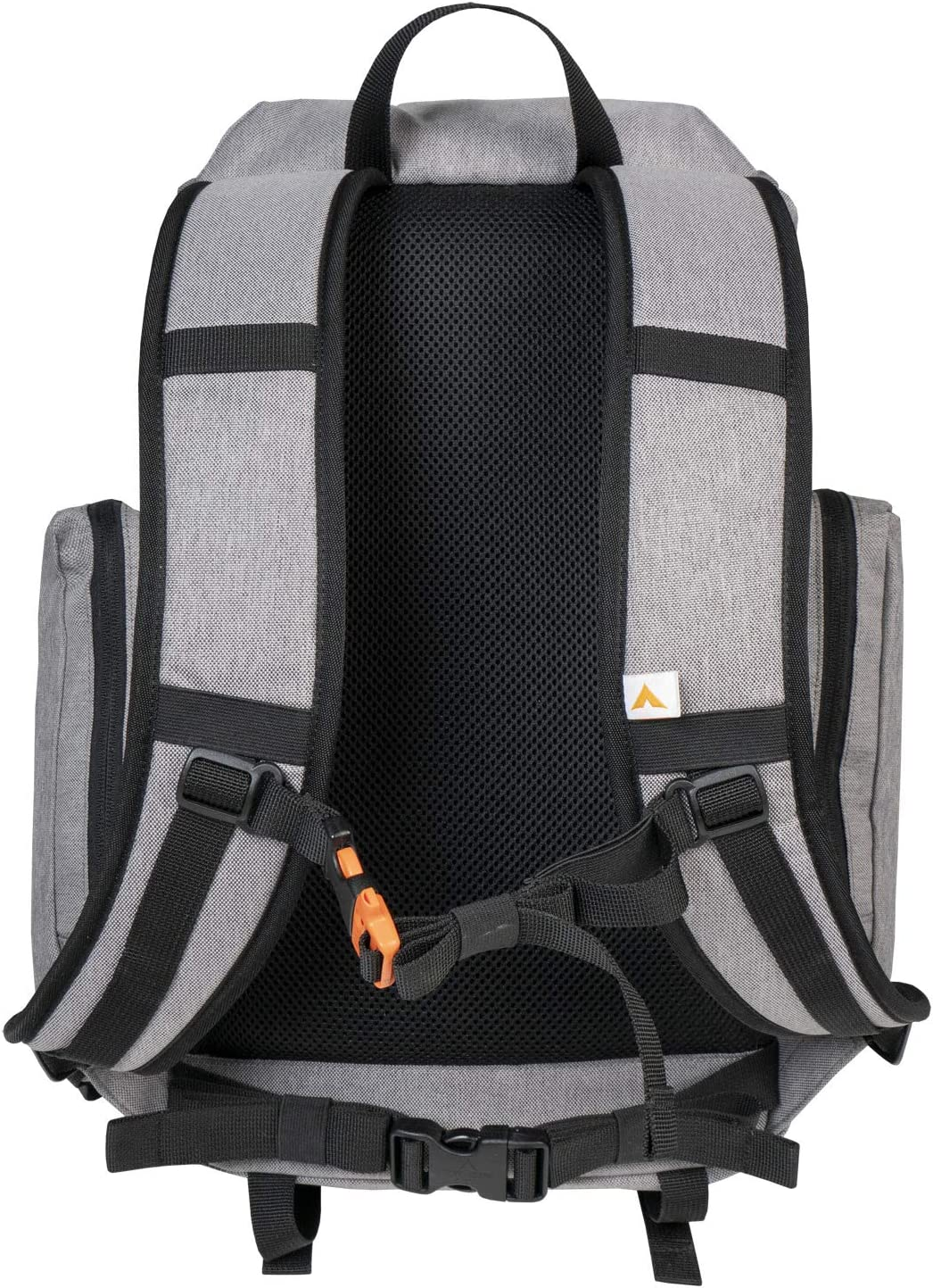 MONTOJ Grand American Football Field Canvas Backpack Travel Campus Backpack