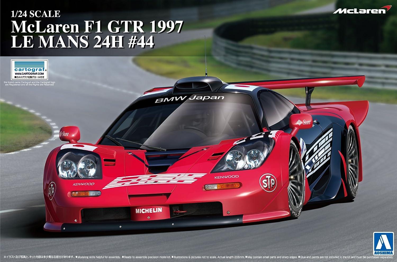 24.01 Super Car Series No.13 McLaren F1 GTR 1997 Le Mans 24 Stunden   44