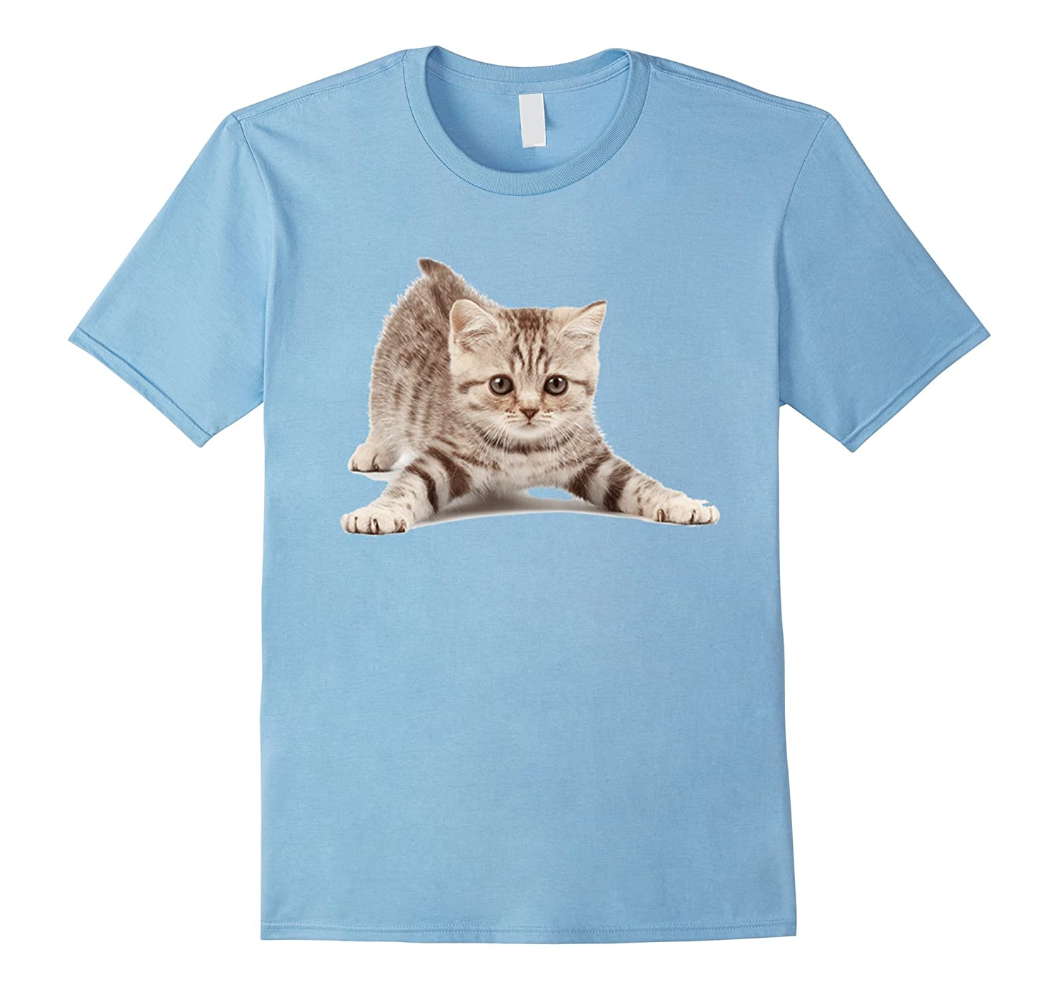 Cute Kitten T-Shirt-TH