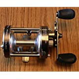 Ming Yang CL60 Gunsmoke Baitcast Saltwater Fishing Reel Offshore Conventional Reel