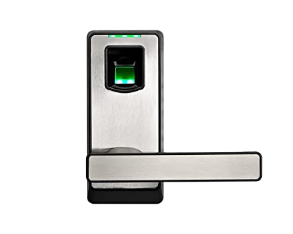 Electronic Smart Lock Biometric Fingerprint Door Lock with Bluetooth Keyless Home Entry with Your Smartphone  sc 1 st  Amazon.com & Amazon.com: Electronic Smart Lock Biometric Fingerprint Door Lock ...