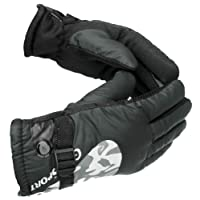 AlexVyan Designing New Anti Slip 1 Pair Snow Proof High Quality Soft Stylish Warm Winter Gloves for Riding , Cycling, Byke, Bike, Motorcycle for Unisex Men Boy Gents Women Girls Ladies Female - Ideal for Rough Usage -Protective