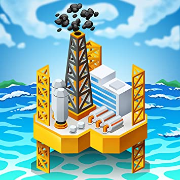 Oil Tycoon 2 - Idle Clicker Factory Miner Tap Inc Game