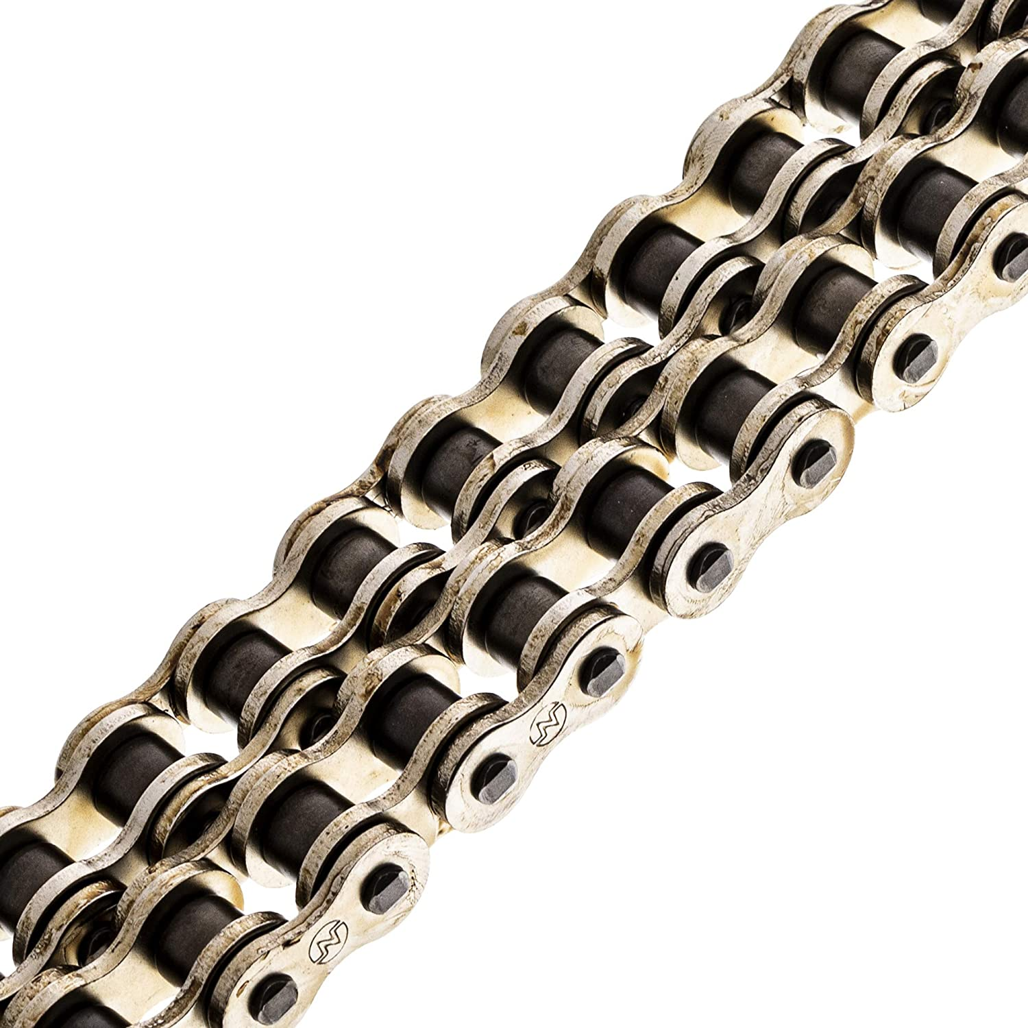NICHE 525 Drive Chain 128 Links Standard Non O-Ring with Connecting Master Link