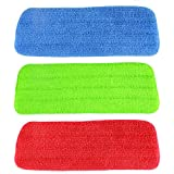 Generic Reveal Mop Cleaning Pads Fit All Spray Mops Reveal Mops Washable 3 PCS