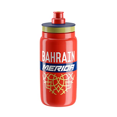 Bidon Elite Fly Team Bahrain Merida 500ml 2017
