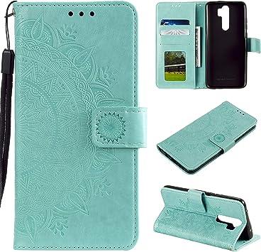 HTDELEC Funda Xiaomi Redmi Note 8 Pro Verde, Premium y Elegante ...