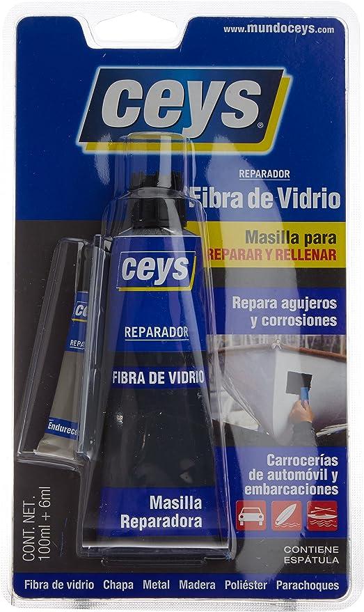 Desconocido CE505002 CEYS REPARADOR FIBRA VIDRIO BLISTER: Amazon.es: Bricolaje y herramientas