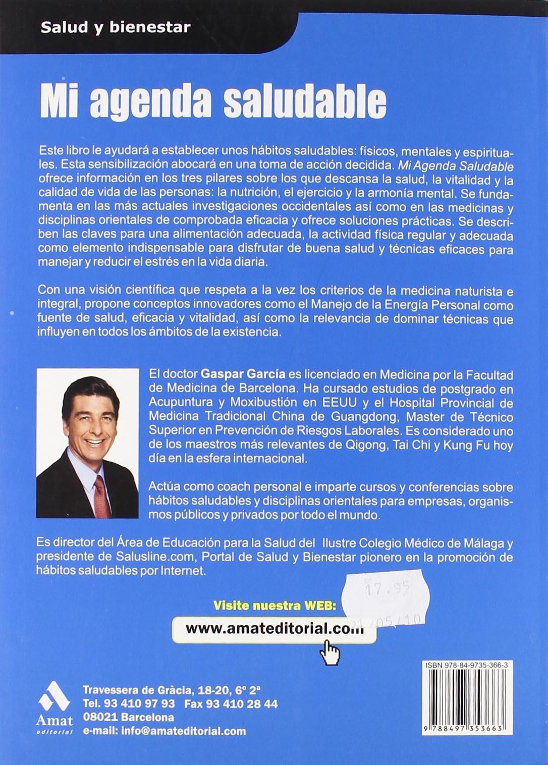 Mi agenda saludable: Gaspar Jorge García López ...