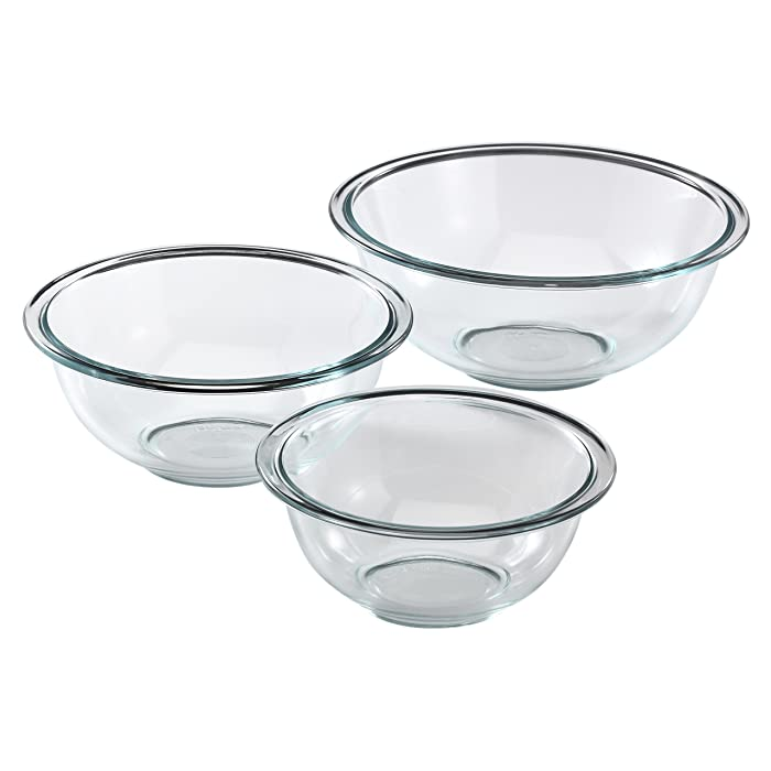 The Best Pyrex 20 Piece Kitchen Glass Food Storage 1302498