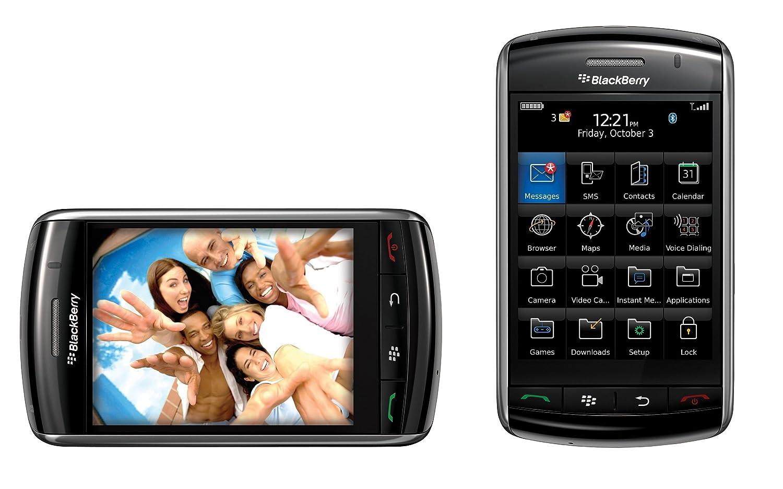 Amazon.com: Blackberry Storm 9530 Unlocked Phone with 3.15 Mega Pixel  Camera (Black): Cell Phones & Accessories