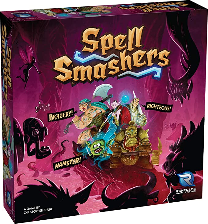 Renegade Game Studios rgs00831 Spell Smashers, Multicolor ...