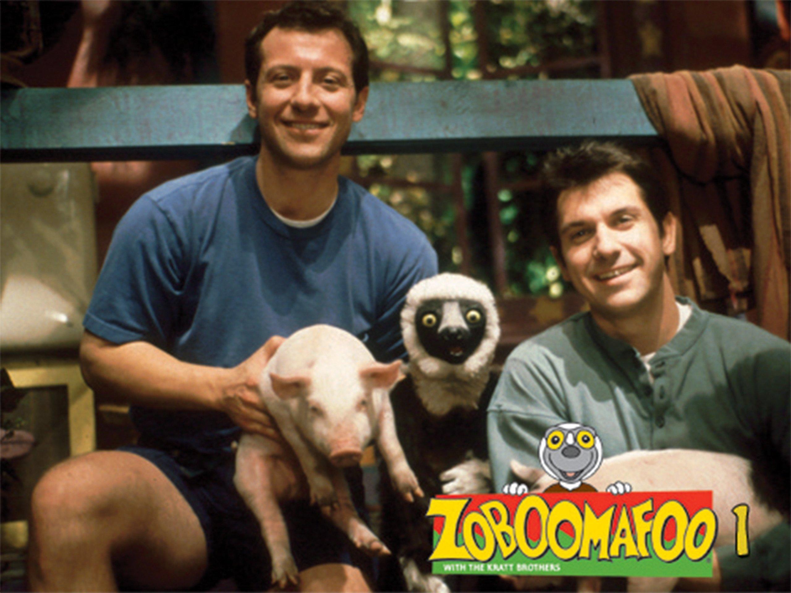 Amazon co uk: Watch Zoboomafoo - Season 1 | Prime Video