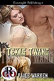 Texas Twang (Bryson Corners Book 1)