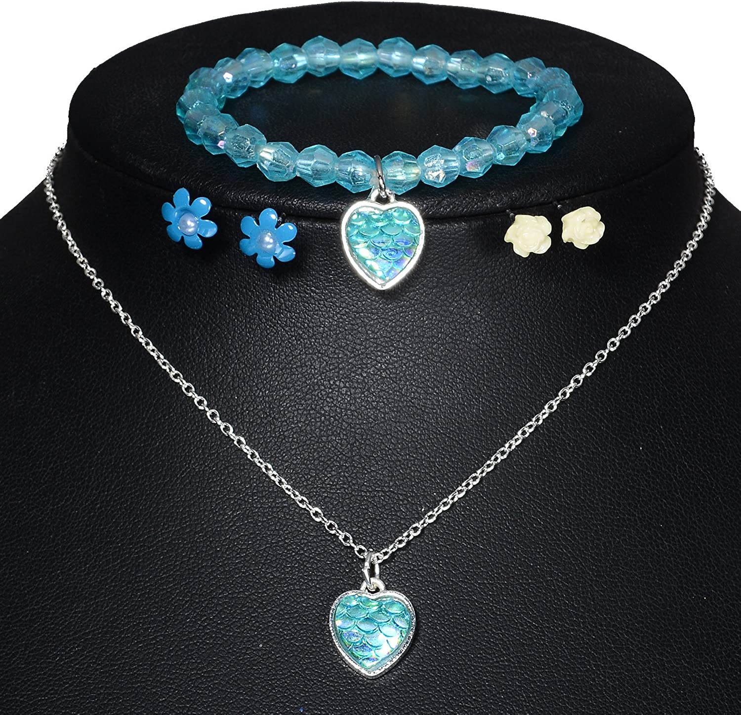 Jewels Obsession #1 Grandma Necklace Rhodium-plated 925 Silver #1 Grandma Pendant with 24 Necklace