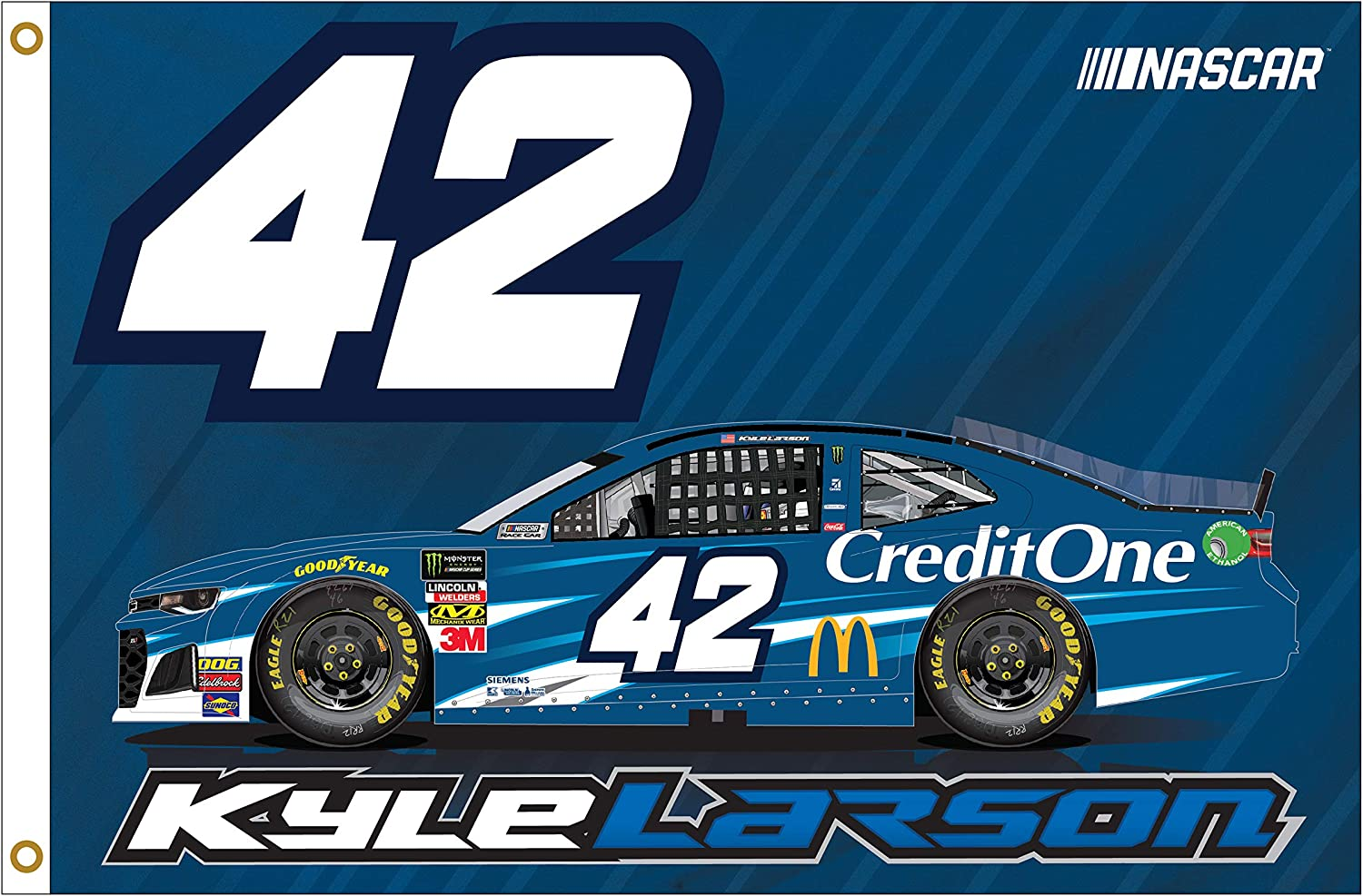 Inc Kyle Larson #42 Can Hugger New for 2020 R and R Imports