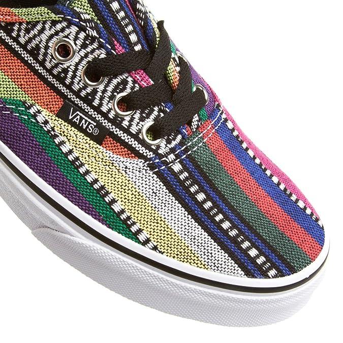 Vans Shoes Vans Authentic Shoes (Guate) Bla: Amazon