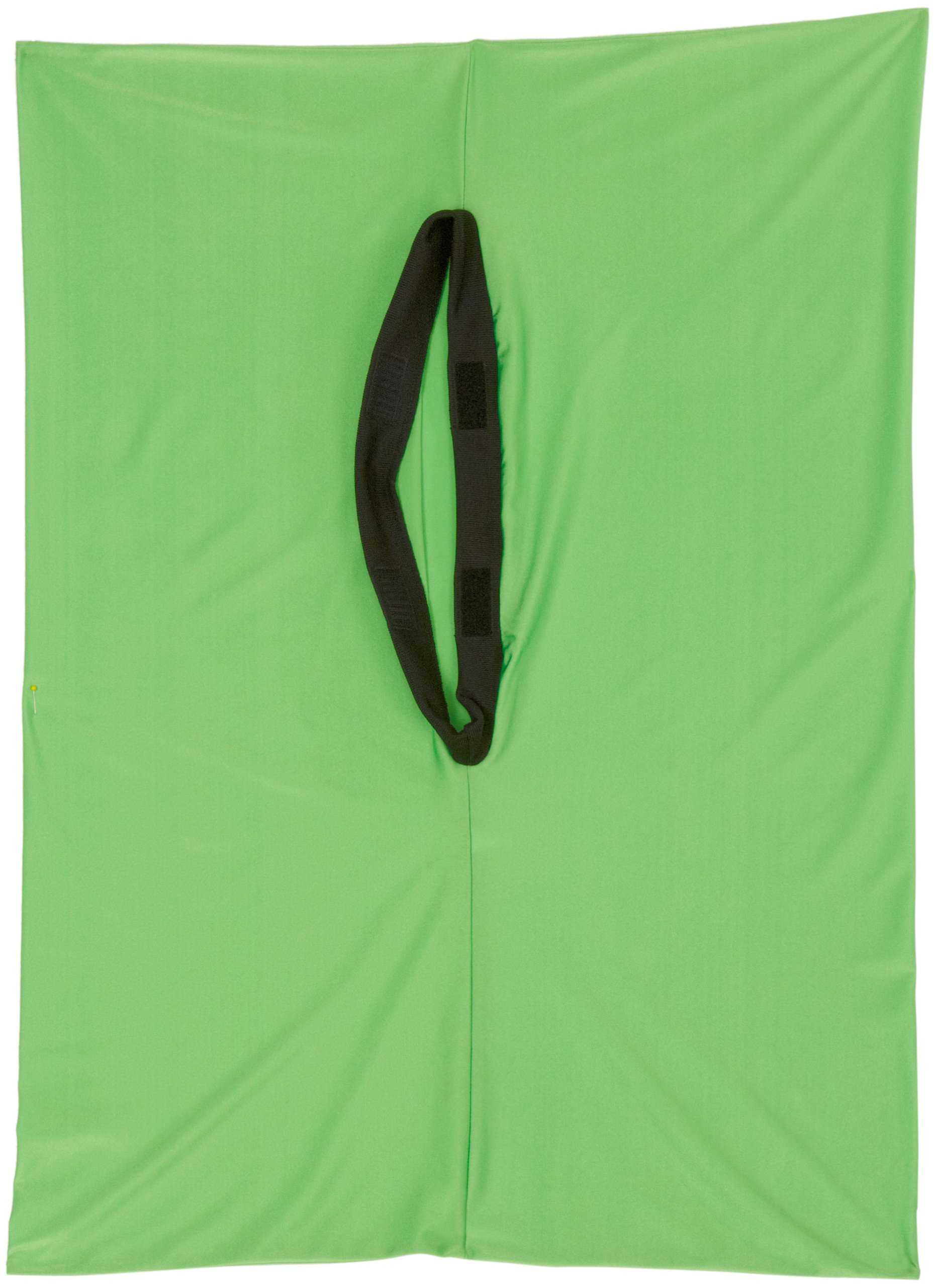 Abilitations Dynamic Movement Body Sox, 3 to 5 Years, Small, 40 x 27 Inches, Green