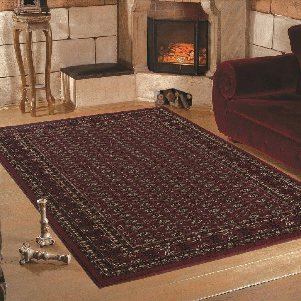 Ayyildiz Orientteppich Marrakesh Kollektion 0351 ROT 200 X 290cm