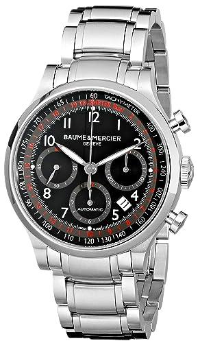 314ad866b186 Reloj - Baume   Mercier - Para Hombre - MOA10062  Amazon.es  Relojes