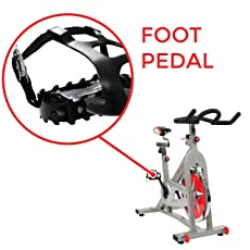 Sunny Health & Fitness best indoor cycling bikes for home