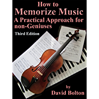 How to Memorize Music – A Practical Approach for Non-Geniuses book cover