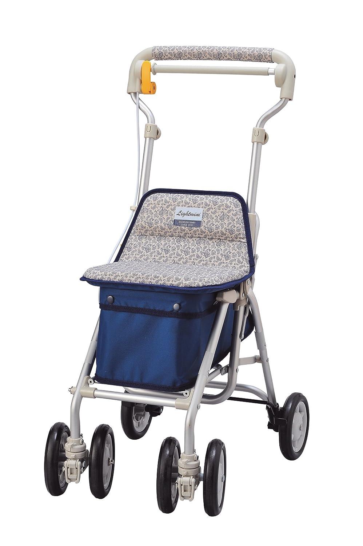 象印ベビー ヘルスバッグ ライトミニNW(ペイズリーS紺) シルバーカー B007H51P0K ペイズリーS紺 ペイズリーS紺