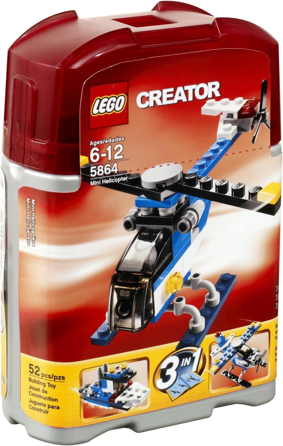LEGO Mini Helicopter 5864