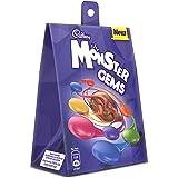 Cadbury Monster Gems Chocolate, 39.9 gm (Pack of 12)