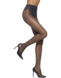 a3df2e6e1 HUE Women s So Sexy French Lace Sheer Control Top Pantyhose (Pack of ...