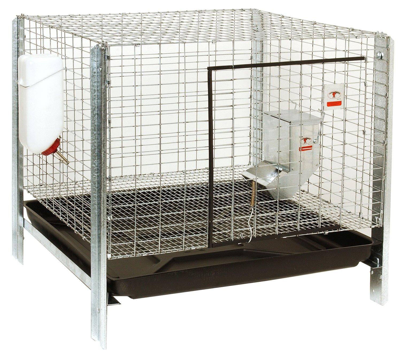 Little Giant Farm & Ag Miller Manufacturing RHCK1 Complete Rabbit Hutch Kit by Little Giant Farm & Ag
