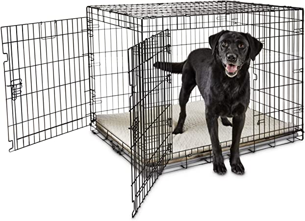 You /& Me Grey Dog Crate Cover XX-Large 49 L