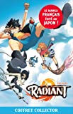 Radiant : Tome 1 à 4 + poster
