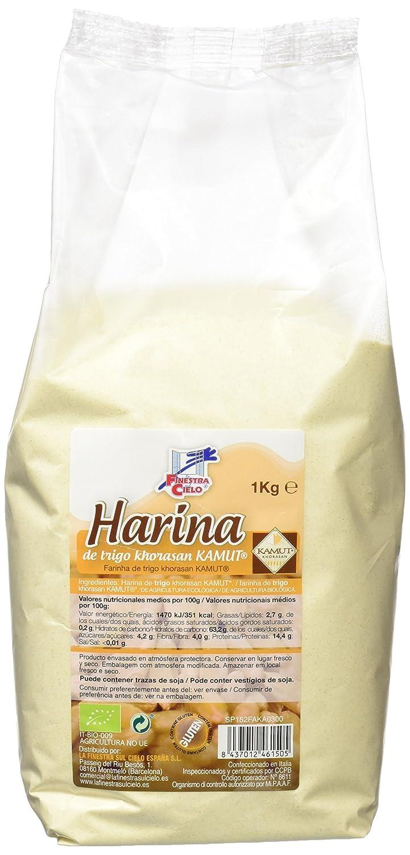 La Finestra Sul Cielo Harina de Trigo Khorasan Kamut - 1000 gr: Amazon.es: Alimentación y bebidas