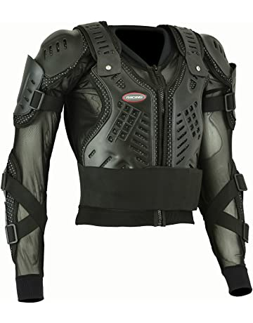 Scorpion Black Body Armour MX Motocross Motorcycle Mountain Cycling Skating  Snowboarding spine Protector Guard Bionic Jacket f2e8d5f22
