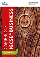 Cambridge IGCSE™ Business Studies Revision