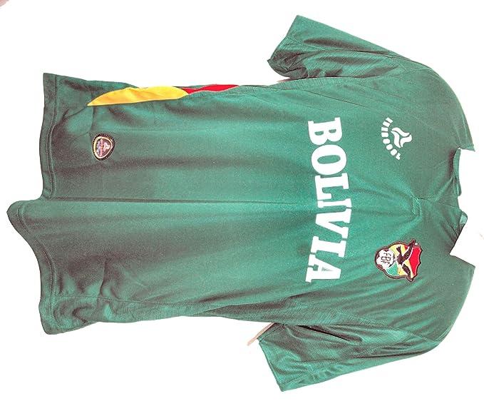 Equipo de fútbol boliviano y sudamericano - camiseta Top [Misc]