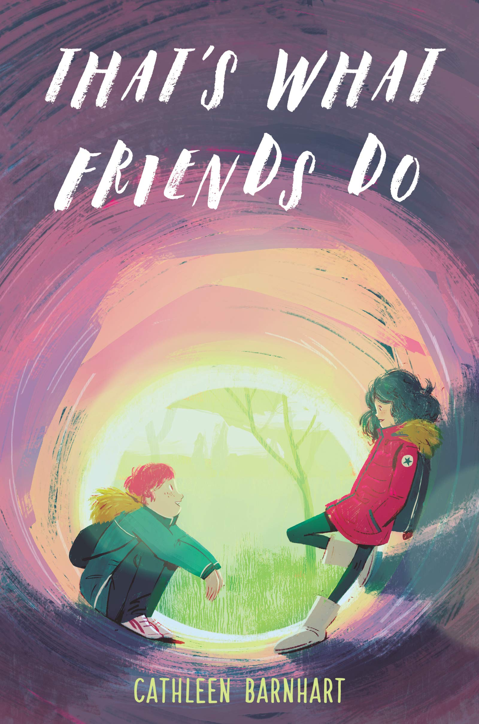 Image result for that's what friends do cathleen barnhart