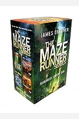 The Maze Runner Series (4-Book) Paperback