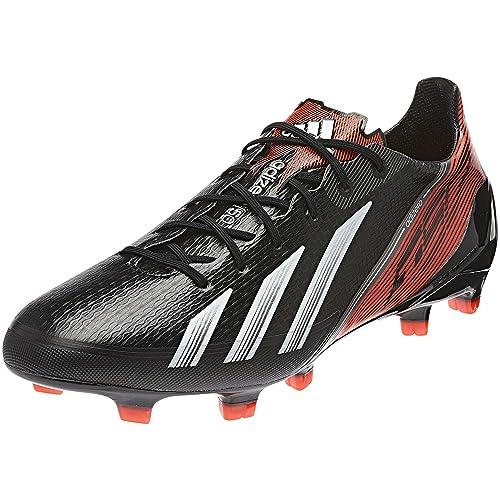 best loved f592d d81f6 adidas Adizero F50 TRX FG Syn Scarpe da Calcio, Black - Red - White, 48   Amazon.it  Sport e tempo libero