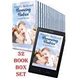 Beautiful Brides and Bouncing Babies 32 Book Box Set: Bumper Collection of Sweet Mail Order Bride Romances, Sweet Amish Roman