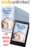Beautiful Brides and Bouncing Babies 32 Book Box Set: Bumper Collection of Sweet Mail Order Bride Romances, Sweet Amish Romances, and Sweet Regency Romances
