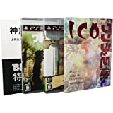 ICO/ワンダと巨像 Limited Box (特製ブックレット、プロダクトコード同梱) - PS3