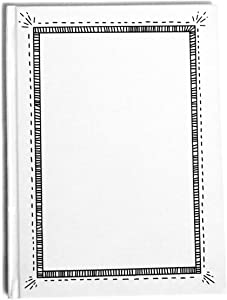 Blank Books (5 Pack) - Hardcover Adventure Books by Seize the Bug, 6in x 8in