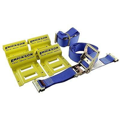 Erickson 09160 Wheel Chock Tie-Down Kit: Automotive
