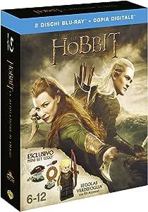 hobbit: la desolazione di smaug + lego set